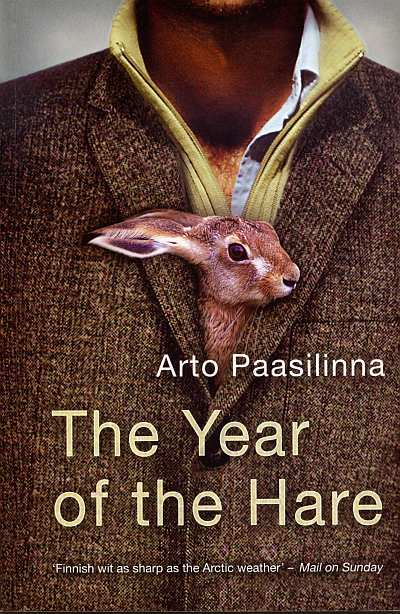 The Year of the Hare by Arto Paasilinna.