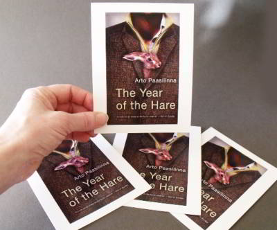 The Year of the Hare by Arto Paasilinna - Postcards.